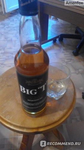"""Виски Tomatin Big """"T"""" фото"""