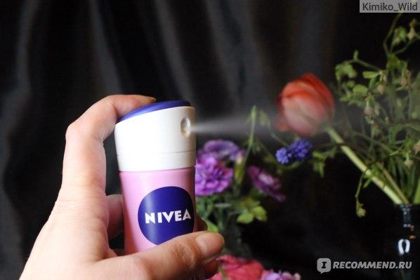 Дезодорант-антиперспирант NIVEA Нежная Свежесть love be trendy  фото