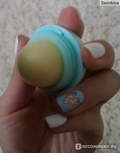 Бальзам для губ EOS lip balm Sweet mint (Сладкая мята) фото