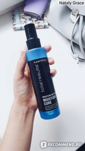 Спрей для волос MATRIX Total results Moisture me rich Moisture Cure фото