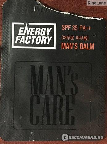 Тональный крем Somang Energy Factor: Man's Care Balm фото