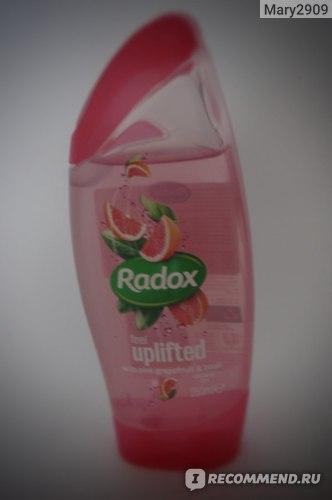 Гель для душа Radox Feel Uplifted фото