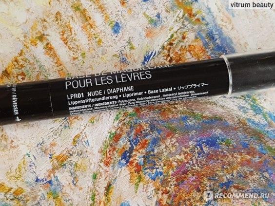 База для губ NYX Professional Makeup Lip Primer фото