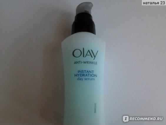Сыворотка для лица Olay Instant hydration фото