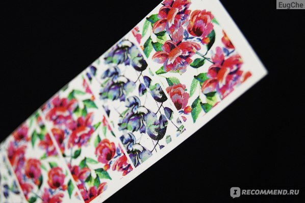 "Слайдер Runail 2799 ""Майские цветы"""