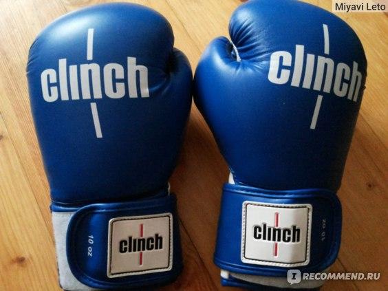 Перчатки Clinch 8389307 фото