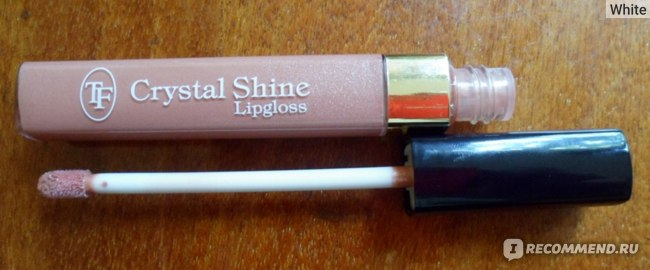 Блеск для губ Триумф Crystal Shine Lipgloss фото