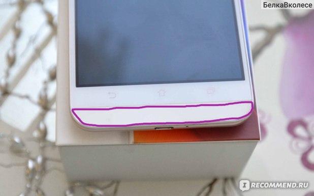 Мобильный телефон ASUS ZenFone MAX ZC550KL 16 Гб фото