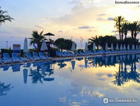 SENTIDO Perissia managed by PALOMA Hotels 5*, Турция, Сиде фото