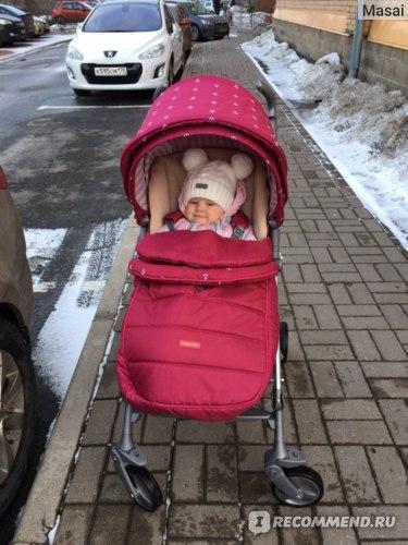 Коляска Happy Baby Nicole фото