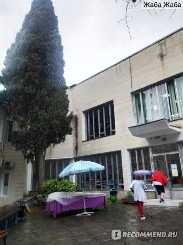 лечение в санатории Кирова в Ялте 2021 год