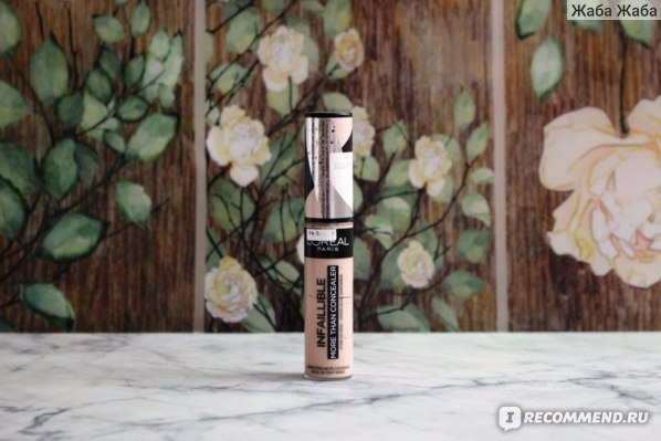 Консилер L'Oreal Infaillible more than concealer