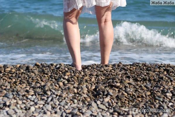 пляж Ялты