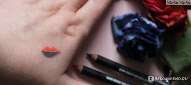 Карандаш для губ NYX Suede Matte Lip Liner фото