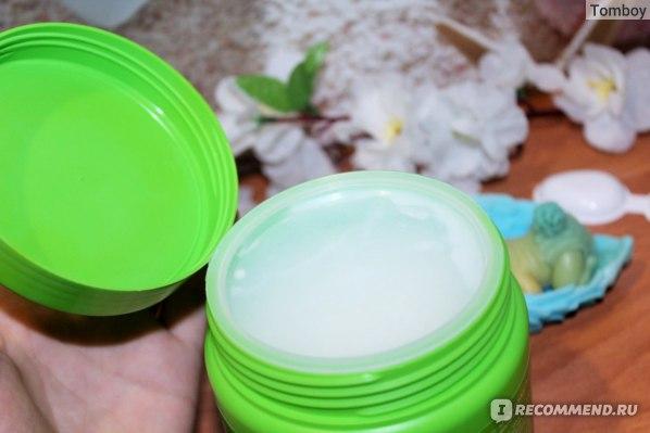 Маска для волос Compliment GreenLine Гвоздика и Льняное масло против выпадения фото