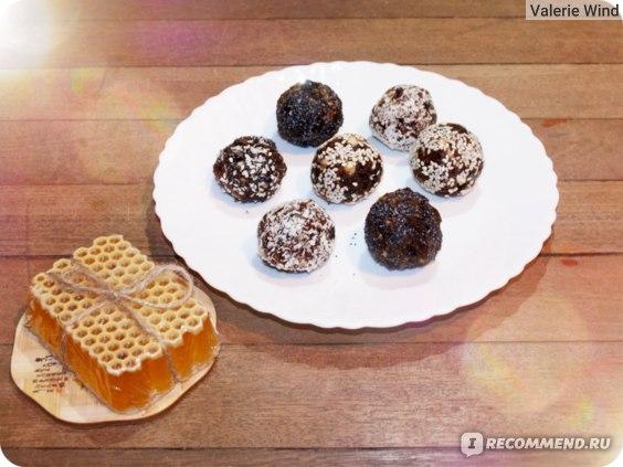 ПП овсянка с финиками и орехами - рецепт пошаговый с фото