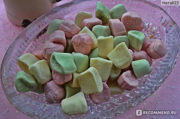 Жевательный мармелад Яшкино в форме ягод и фруктов ассорти вкусов
