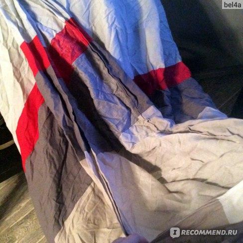 """Комплект постельного белья с пододеяльником """"Джаз"""", интернет-магазин La Redoute, артикул 8364346 фото"""