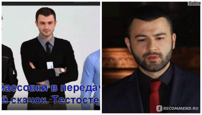Константин Гецати, участник массовки и аландский провидец, победитель 18 сезона