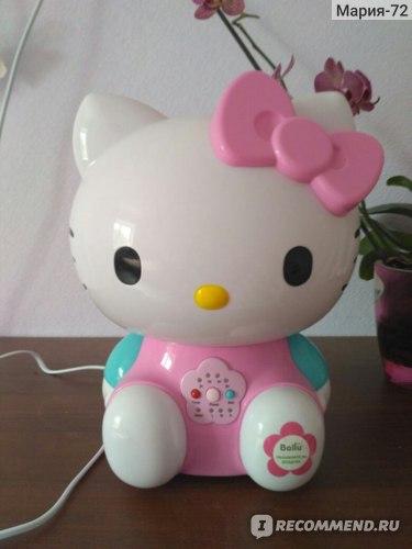 Увлажнитель воздуха Ballu UHB-255 E Hello Kitty фото