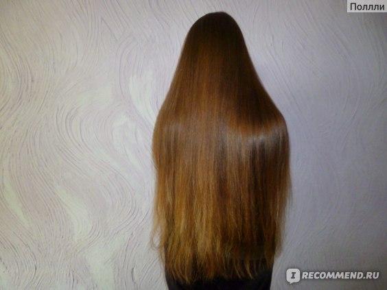 волосы после масла