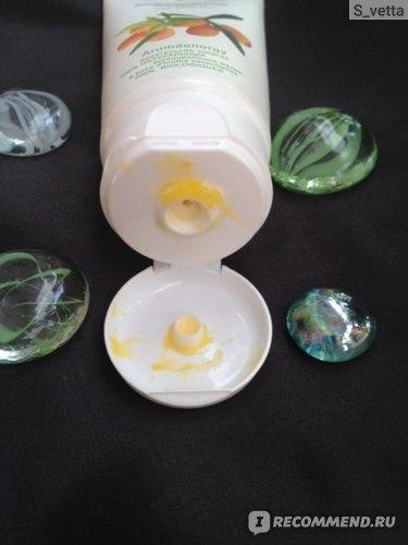 Питательный крем для лица Green Mama с кедровым орехом и облепиховым маслом