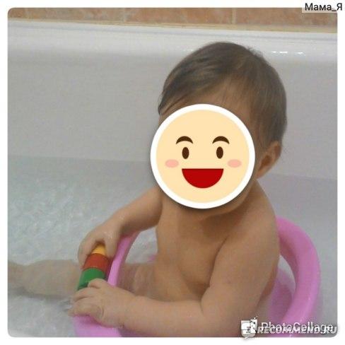 Стульчик для купания  Малыш 117 c фото