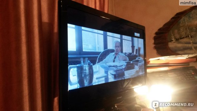 LED-телевизор Rolsen RL-24L1004 «R», HD Ready, черный фото