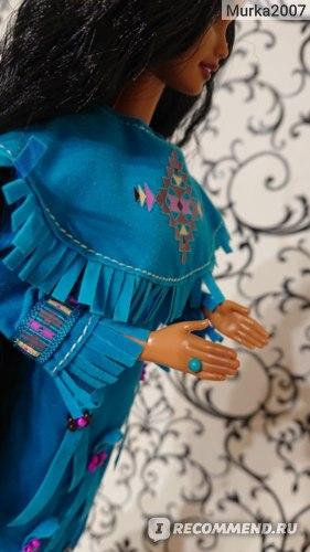 Barbie Кукла American Indian 1997. фото