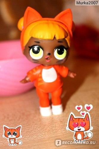 Кукла LOL вид спереди!