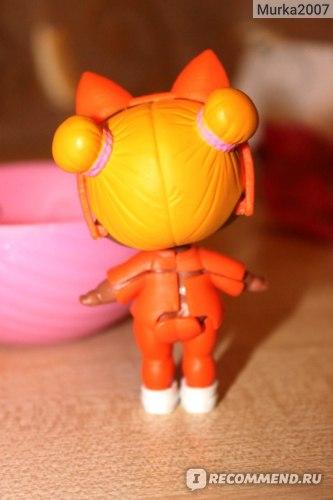 Кукла LOL вид сзади!