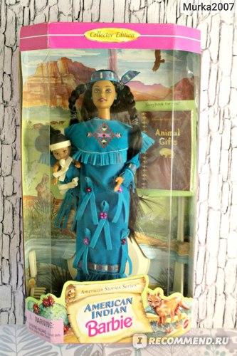 Barbie Кукла American Indian 1997.