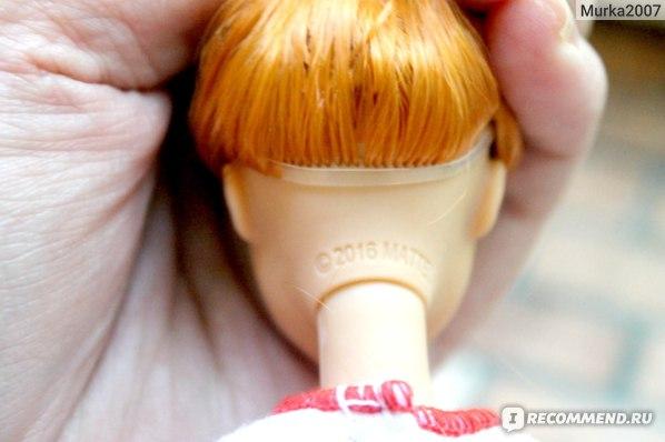 Mattel Кукла Barbie Fashionistas #122 фото