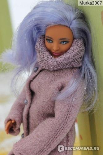 Mattel Кукла Barbie Fashionistas 157 фото
