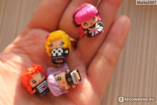 My Mini MixieQ's Малышки на ладошке.
