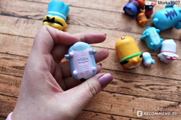 Игровой набор Tsum Tsum (Цум Цум) Фигурки коллекционные, упаковка из 3 шт. фото