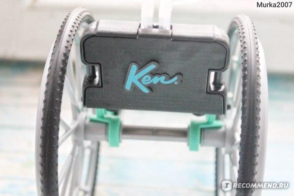 Mattel Barbie Fashionistas 167. Кен в инвалидном кресле GWX93 фото