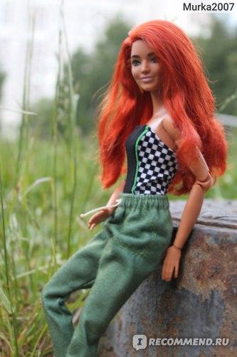 Mattel Кукла Barbie Fashionistas 141 фото