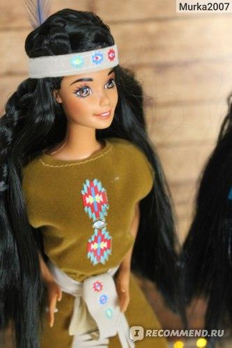 Barbie American Indian. 1995