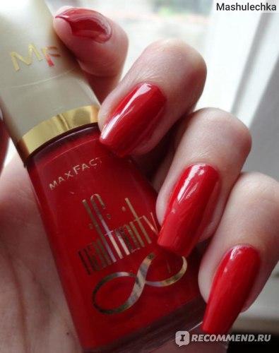 Лак для ногтей Max Factor  Nailfinity фото