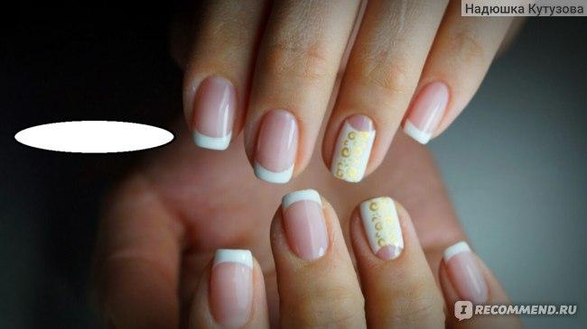 Штамп для стемпинга Aliexpress 2016 Milky White New 2.8CM Transparent Stamp Nail Art Clear Jelly Stamper Scraper Tool Set Manicure Polish Stamp Image Tool Kit фото