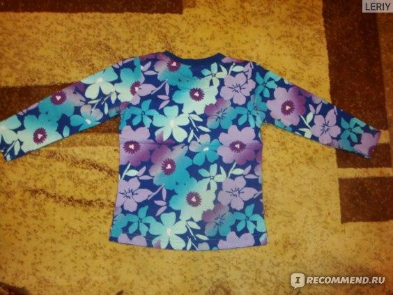 Лонгслив AliExpress Kids wear 18m-6yrs baby girl fashion printing novelty long sleeve t-shirt фото