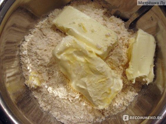 Овсяное печенье Аладушкин Любимое печенье с овсяными хлопьями, смесь для выпечки фото