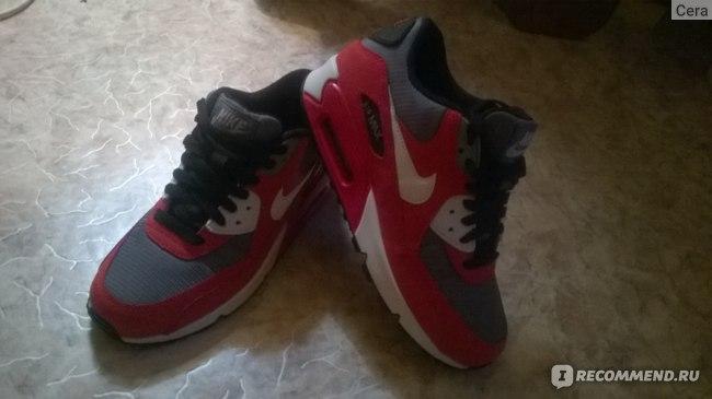 Кроссовки Nike Air Max 90 фото