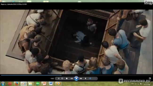 Бегущий в лабиринте / The Maze Runner (2014, фильм) фото