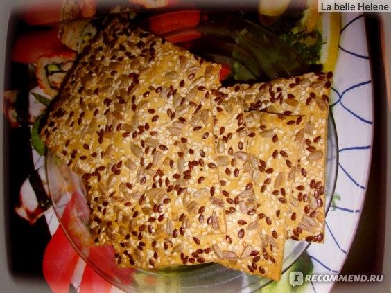 Зерновые хлебцы