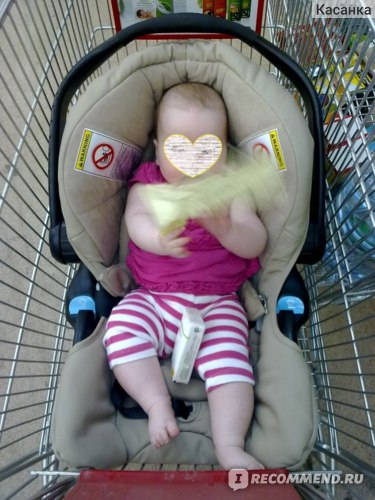 Детское автокресло Teutonia Tario фото