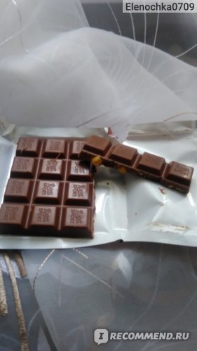 Шоколад Ritter Sport Macadamia фото