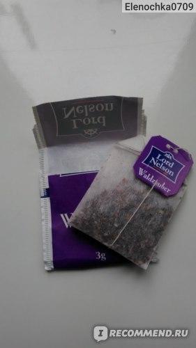 Чай в пакетиках Lord Nelson Waldzauber Магия леса фото