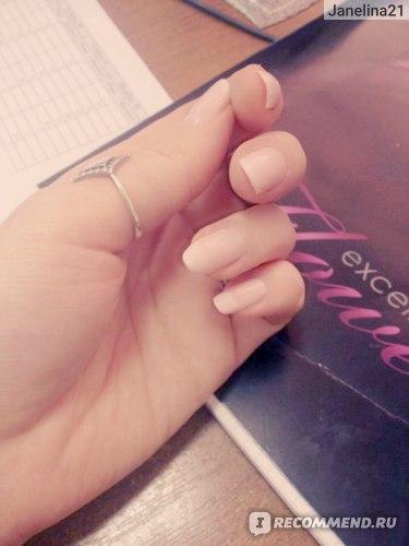 Вот так отросли ногти за месяц